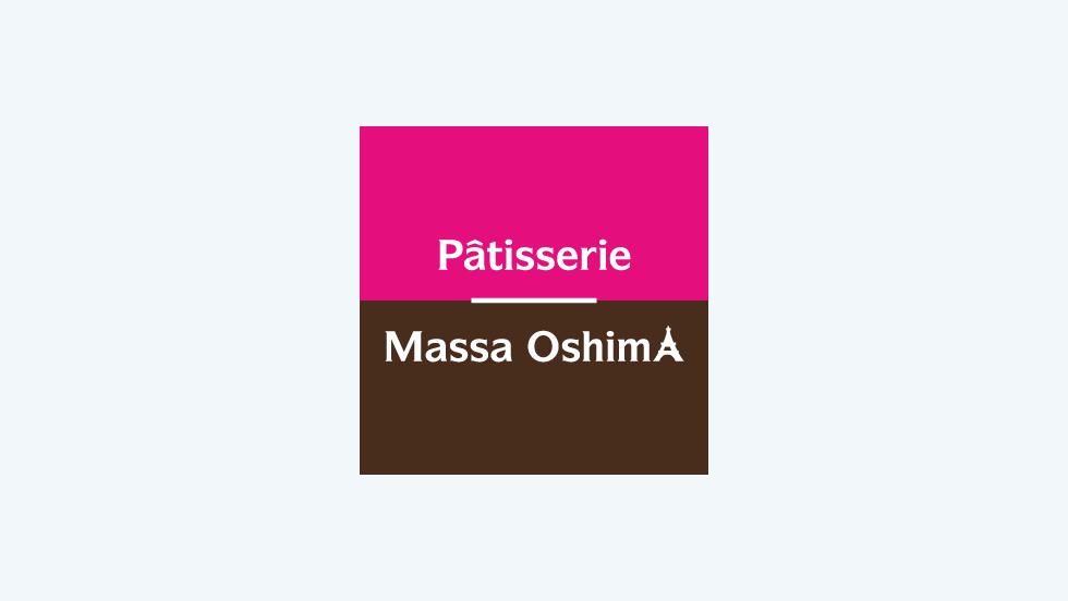 マサオオシマ ロゴデザイン 事例